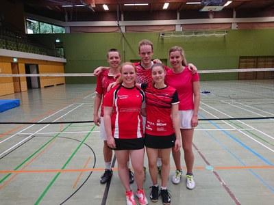 Badminton Vorrunde 2019